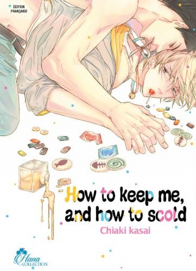 Chiaki Kasai - How to keep me, and how to Scold