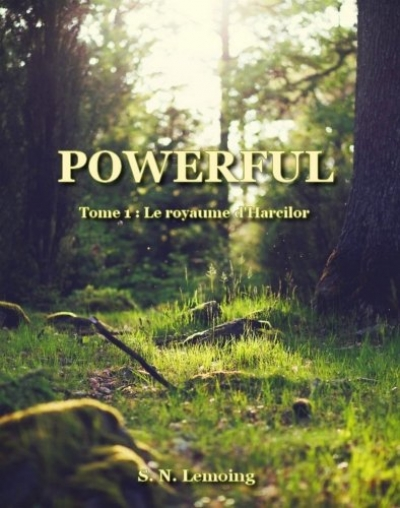 S. N. Lemoing - Powerful, tome 1 : Le royaume d'Harcilor