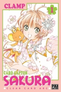Clamp - Card captor Sakura : Clear card arc