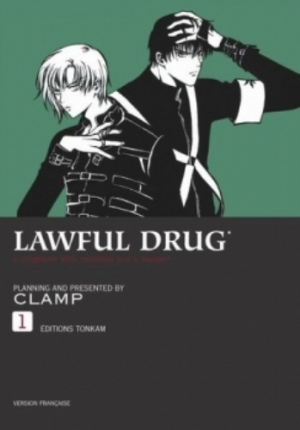 Clamp - Lawful drug