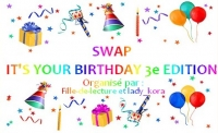 14 Swap It's your Birthday